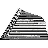 Bordo per griglia - PVC