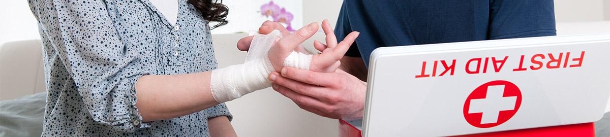 Apprecchiature mediche e primo soccorso