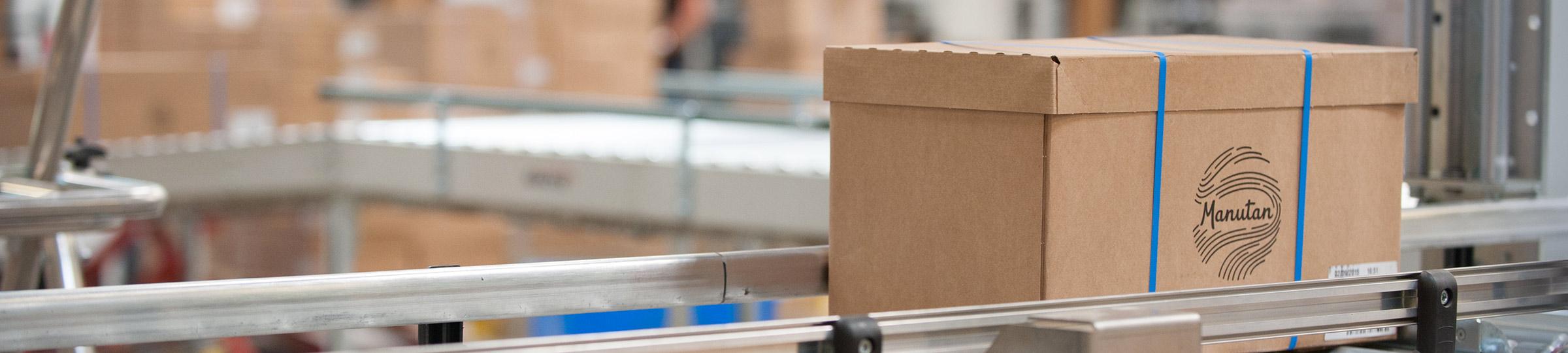 Verpackung und Behälter