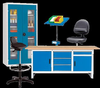 Mobili e arredamento tecnico da officina e laboratorio for Mobili officina