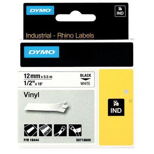 Confezione di nastro Dymo Rhino Pro ID1 - Vinile
