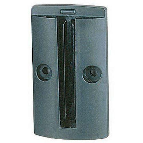 Accessorio per paletto di segnalazione con nastro 3 m - Fissaggio a parete - Novap