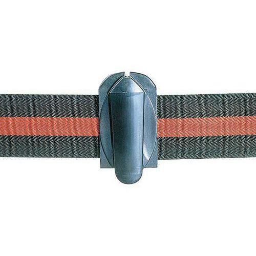Accessorio per paletto di delimitazione a nastro da 3 m - Aggancio per nastri