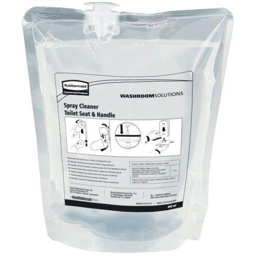 Ricarica di sapone in schiuma e lozione detergente - 400 mL