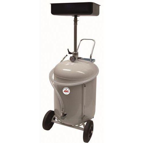Recuperatore d'olio pneumatico - Capacità 100 L
