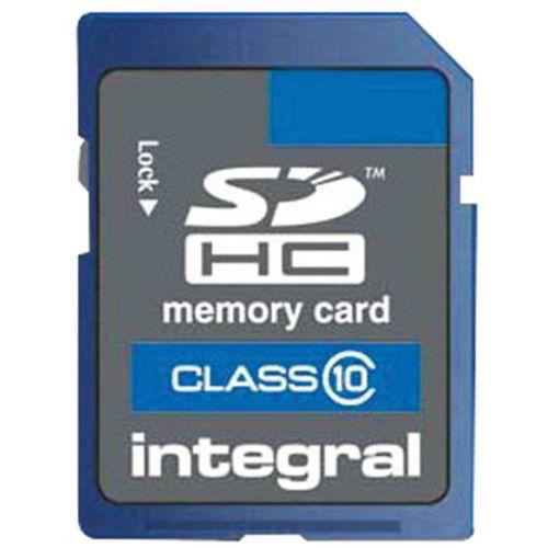 Scheda di memoria SDHC - 4 Go - Integrata