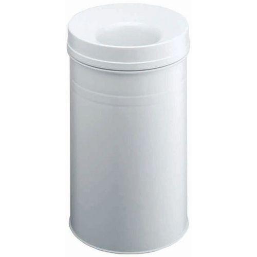 Pattumiera in metallo ignifugo - 30 L