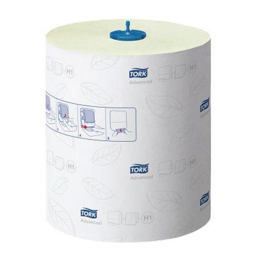 Rotolo di asciugamani Tork Matic verde per H1