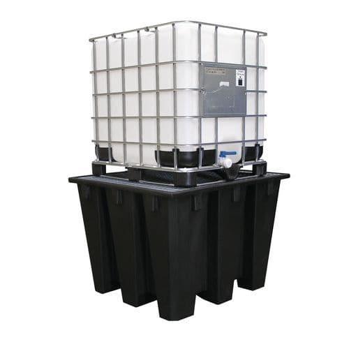 Vasca di ritenzione in PE riciclato 1100 L
