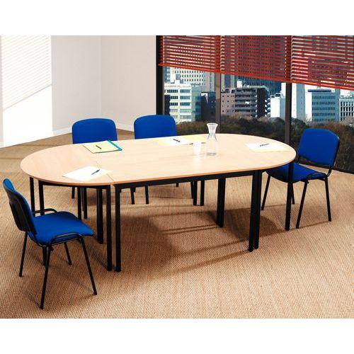Set da riunione di 2 tavoli e 6 sedie