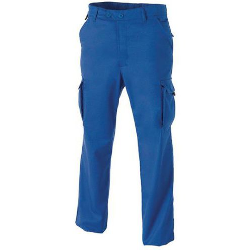 Pantaloni da lavoro Optimax Barroud PC - Blu