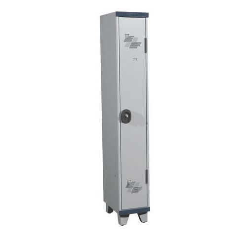 Armadietto spogliatoio 1 colonna Seamline Optimum® - Colonna larghezza 300 mm - Su piedi