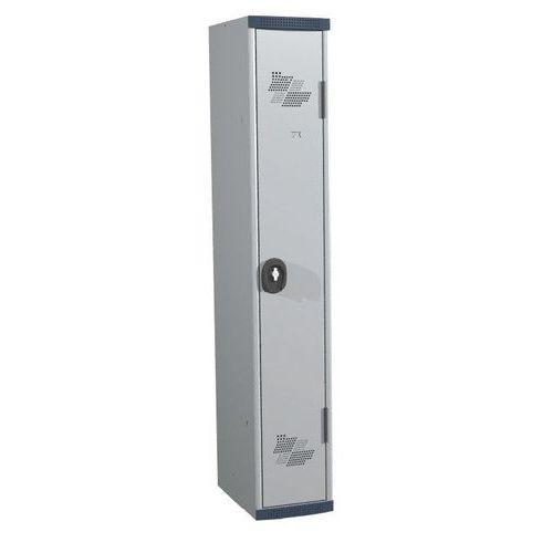 Armadietto spogliatoio 1 colonna Seamline Optimum® - Colonna larghezza 300 mm - Su base