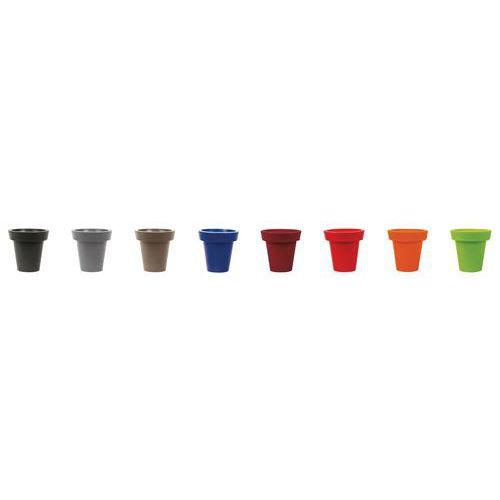 Vaso design colorato - 760 L