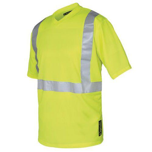 T-shirt da lavoro ad alta visibilità