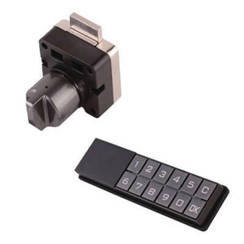 Serratura con codice - Per cassetto - Con blocco