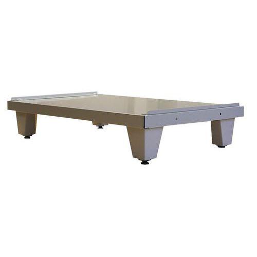 Base per armadietto spogliatoio Seamline® - Su piedi