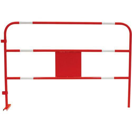 Barriera da cantiere - Manutan