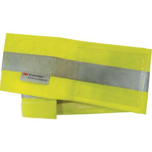Bracciale alta visibilità giallo