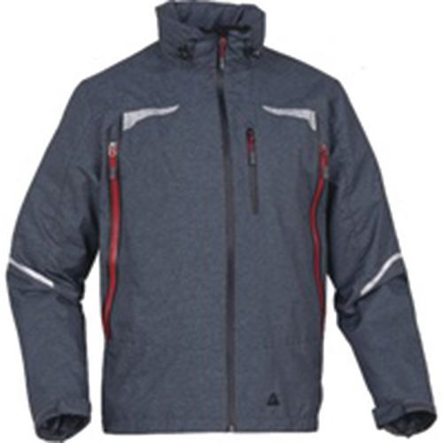 Parka 3 in 1, 74% poliammide 26% poliestere spalmoto in PU
