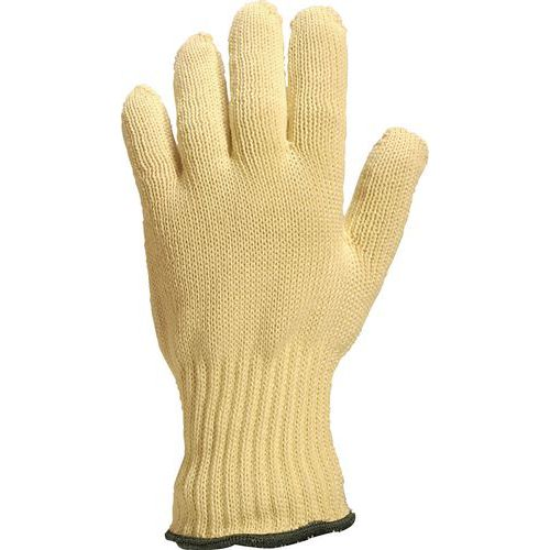 Guanto kevlar® anti-calore 250°c - polsino 10 cm
