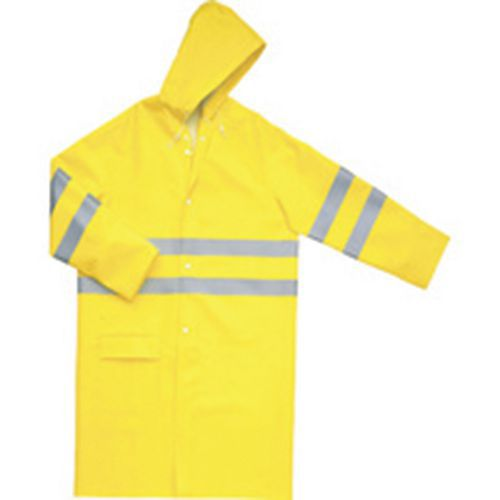 Cappotto da poggia alta vis. giallo o arancio
