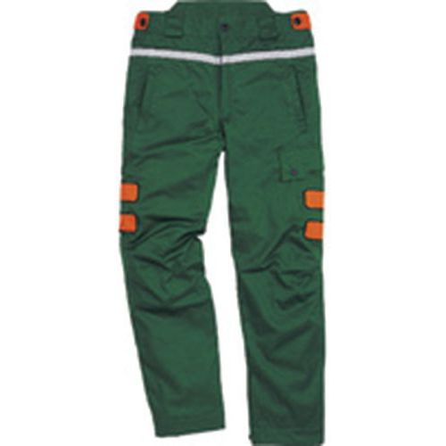 Pantaloni da boscaiolo - fodera con complesso antitaglio
