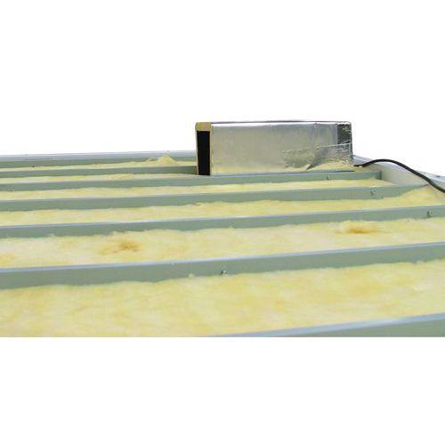 Materiale elettrico e altri accessori per cabine da officina pallettizzabili - Isolamento in lama di roccia