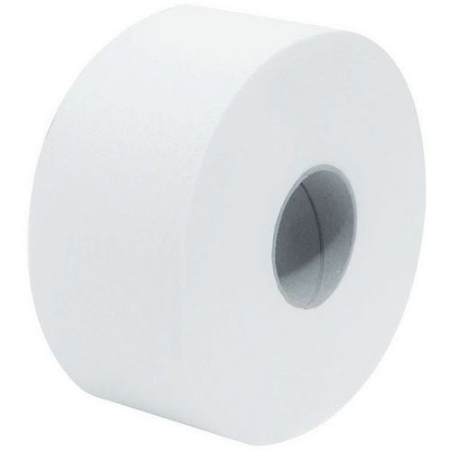Carta igienica Mini e Maxi Jumbo - Manutan