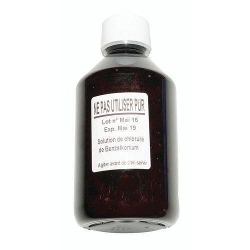 Ricarica di disinfettante concentrato per doccia portatile