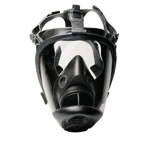 Maschera respiratoria orizzontale riutilizzabile Optifit