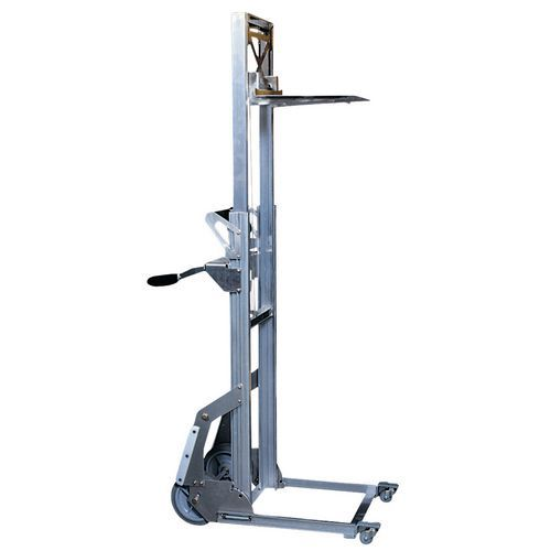 Carrello elevatore manuale - Portata 90 kg