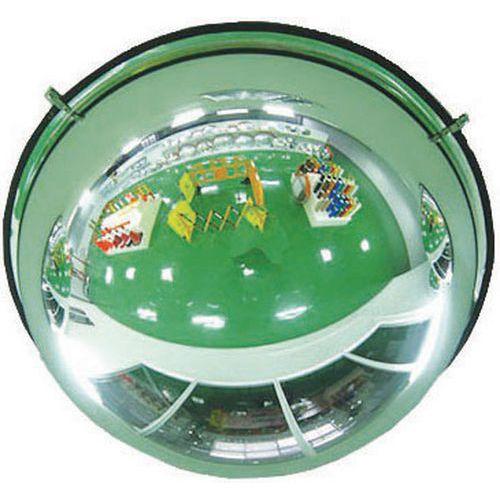 Specchio di sicurezza 1/2 sfera - Manutan