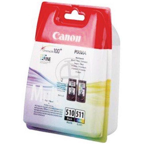 Cartuccia d'inchiostro - PG-510/CL-511 - Canon