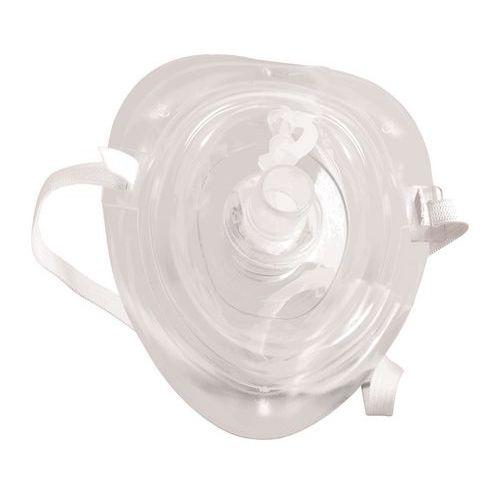 Pocket mask per rianimazione bocca/bocca