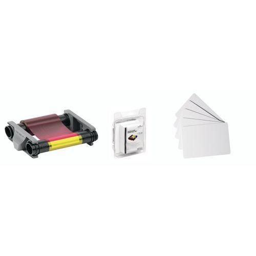 Kit di stampa per la stampante per badge Duracard