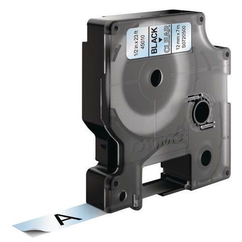 Confezione di nastro Dymo D1 - Larghezza 12 mm