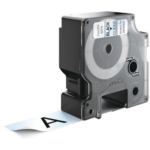 Confezione di nastro Dymo D1 - Larghezza 24 mm