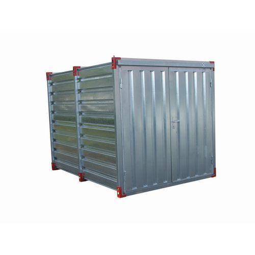 Container - Capacità di contenimento 275 litri - Apertura lato piccolo