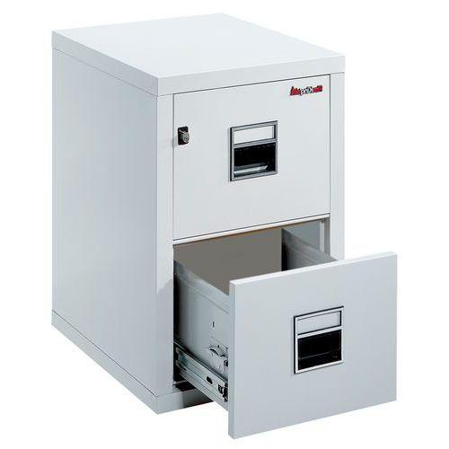 Armadio a cassetti antincendio per classificatori sospesi FireKing® Compact