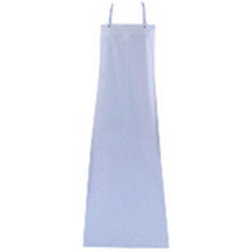 Grembiule PVC bianco