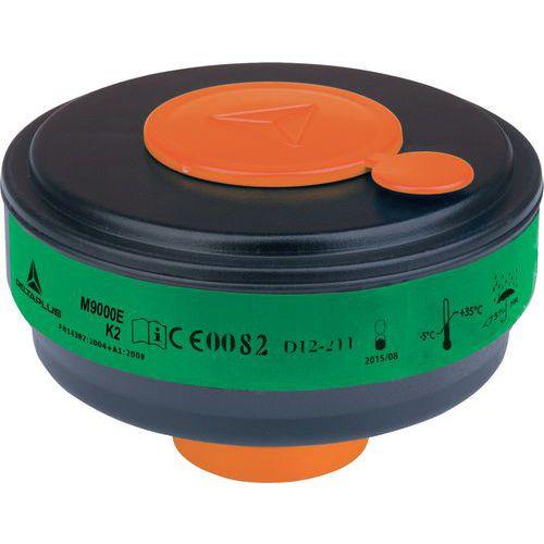 Scatola da 4 filtri a gas k2