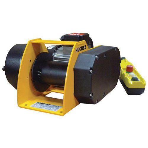 Argano sollevamento e alaggio Motorbox - Portata da 150 a 500 kg