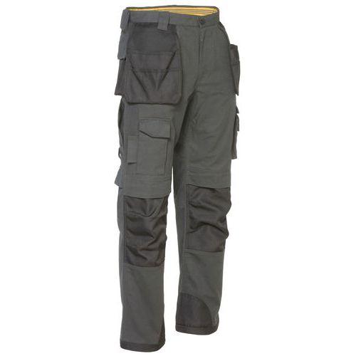 Pantaloni da lavoro Trademark SLIM - Grigio