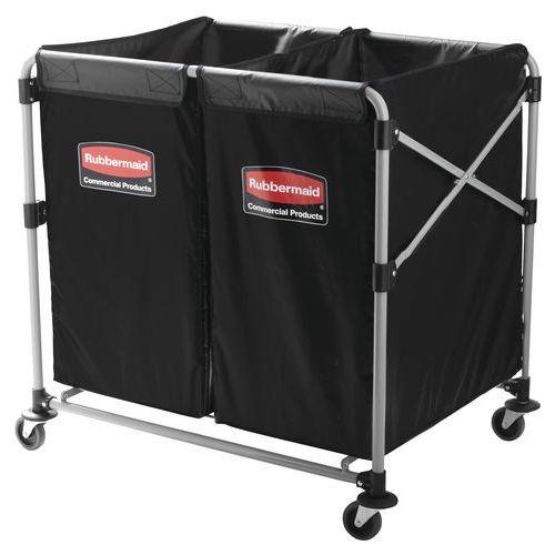 Supporto per carrello della biancheria X-Cart - 150 e 300 L