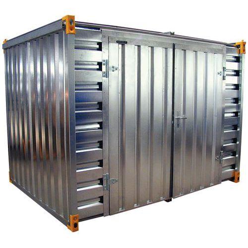 Container - Capacità di contenimento 1900 litri - Apertura lato grande
