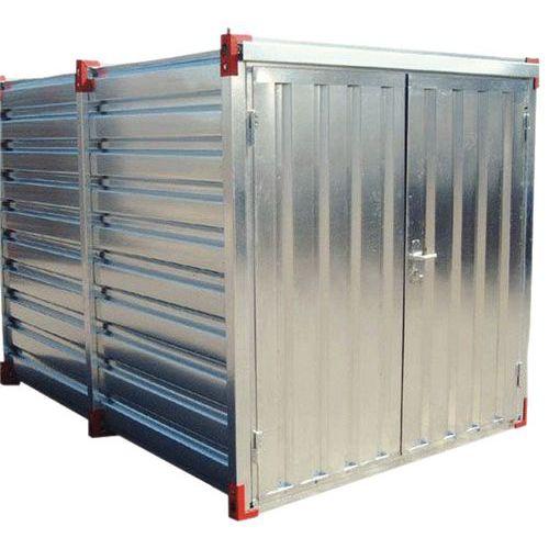 Container - Capacità di contenimento 1900 litri - Apertura lato piccolo