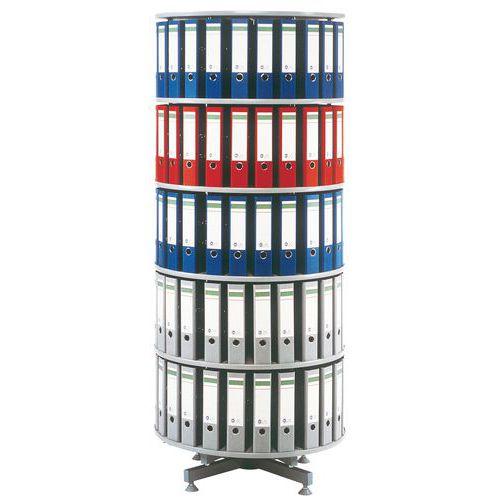 Colonna girevole per raccoglitori - Diametro 80 cm