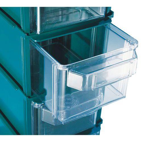 Cassettiere In Plastica Componibili.Cassettiera Componibile Manutan Italia