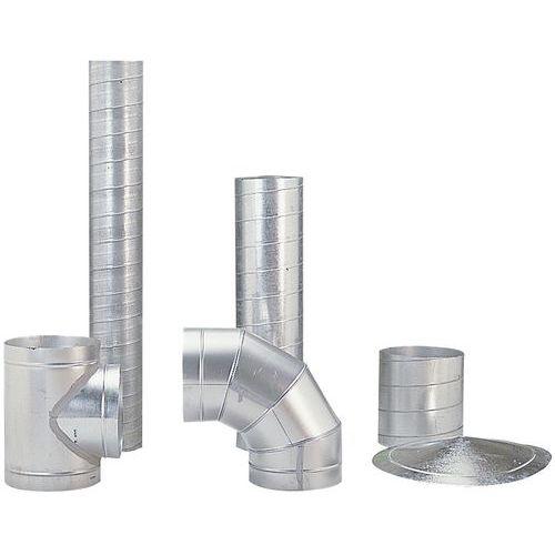 Tubo per condotte di ventilazione rigide - Ø da 160 a 315 mm